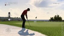 Tiger Woods PGA Tour 12 - The Masters Gameplay