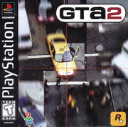 Grand Theft Auto 2 PS1 Box Art