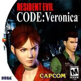 Resident Evil Code: Veronica (Dreamcast)
