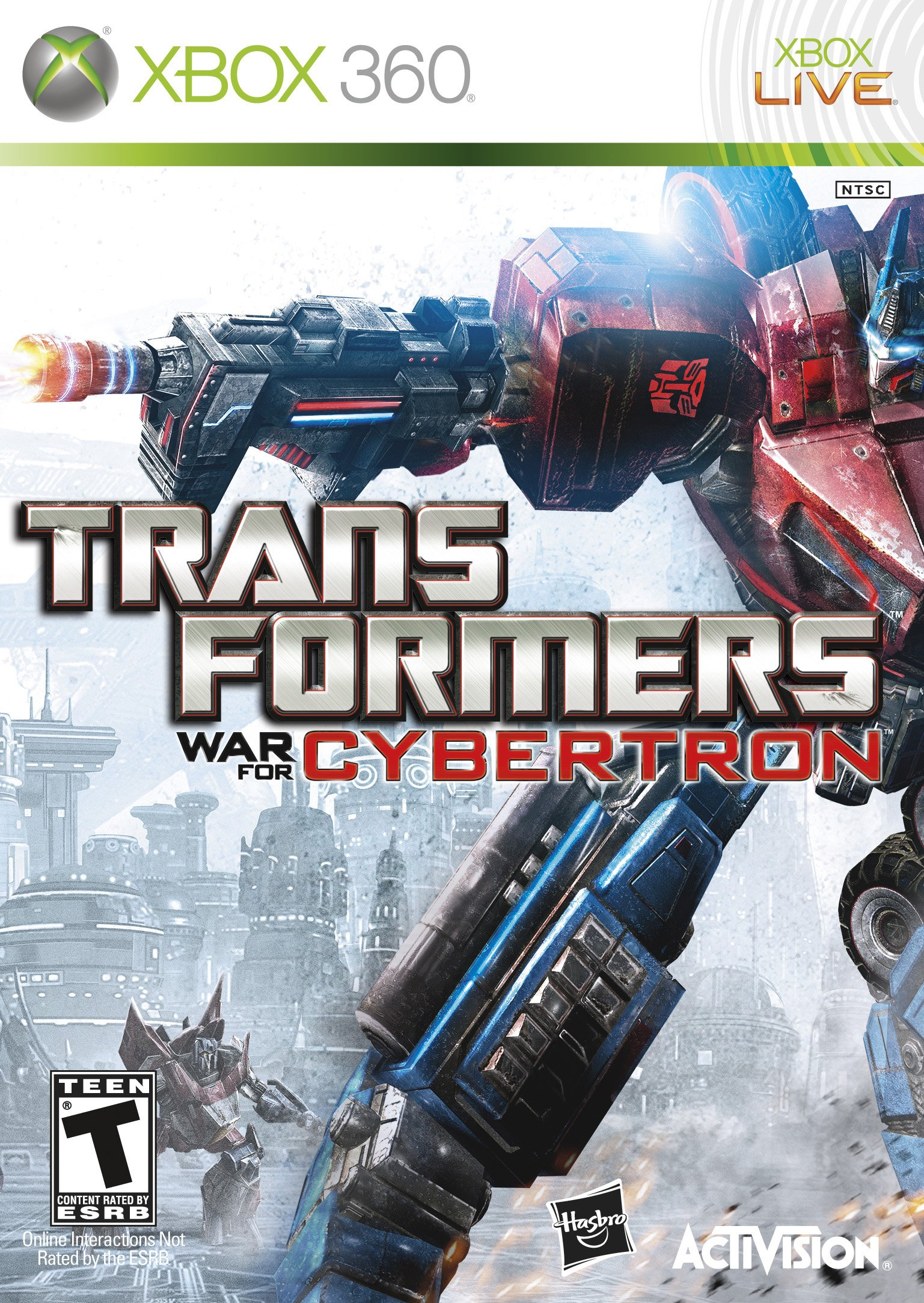 Transformers: war for cybertron xbox 360 review   avforums.