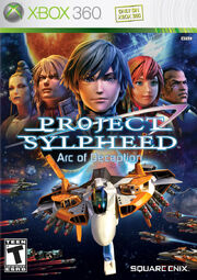 Project Sylpheed Box Art