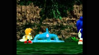 Classic Game Room - SONIC ADVENTURE for Sega Dreamcast review