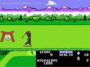 Ninja Golf Gameplay