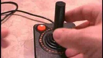 Classic Game Room - ATARI 2600 joystick controller review