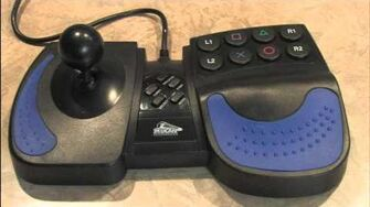 Classic Game Room - PELICAN ACCESSORIES Playstation Joystick review
