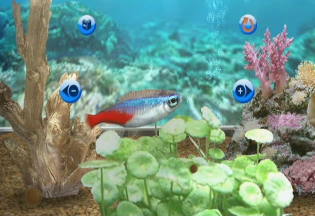 Image My Aquarium Gameplayjpg Classic Game Room Wiki Fandom