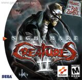 Nightmare Creatures 2 (Dreamcast)