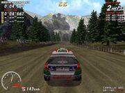 Sega Rally 2 Gameplay