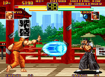 Art Of Fighting Ps3 Classic Game Room Wiki Fandom