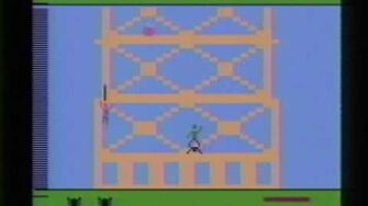 Classic Game Room - SPIDER-MAN review for Atari 2600