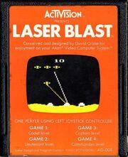 Laser Blast 2600 Cart