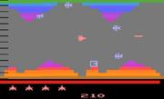 Vanguard Atari 2600 Gameplay