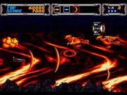 Thunder Force 3 Genesis Gameplay