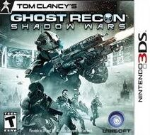 Ghost Recon Shadow Wars Box Art