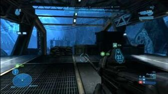 Classic Game Room - HALO REACH Firefight and Multiplayer review