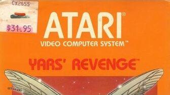 Classic Game Room - YARS' REVENGE review Atari 2600-0