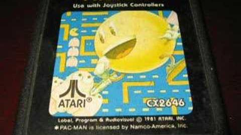 Classic Game Room - PAC MAN for Atari 2600 review