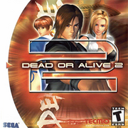 Dead or Alive 2 Coverart