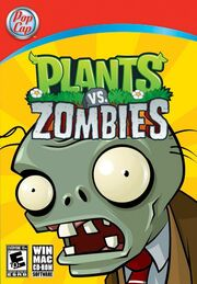Plants Vs. Zombies PC Box Art