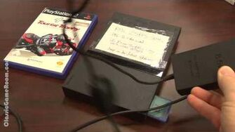 Classic Game Room - PAL PLAYSTATION 2 SCPH-77003 review