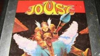 Classic Game Room - JOUST for Atari 2600 review
