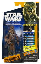 Star Wars Saga Legends - Chewbacca