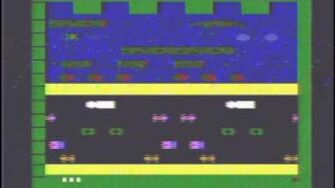 Classic Game Room reviews FROGGER for Atari 2600