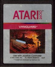Vanguard Game Cart