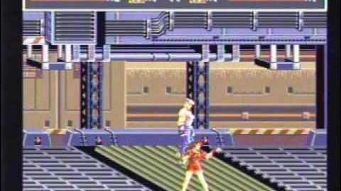 Classic Game Room - STREETS OF RAGE review for Sega Genesis