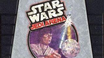 Classic Game Room - STAR WARS JEDI ARENA for Atari 2600 review