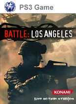 Battle LA Box Art