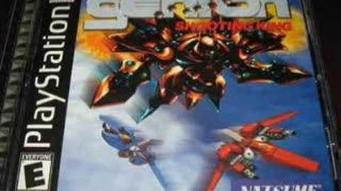 Classic Game Room - GEKIOH SHOOTING KING on PS1 review