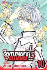 The Gentlemen's alliance cross vol 10