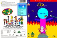 The Geo Team Movie British DVD Front and Back