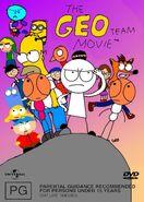 The Geo Team Movie Australian DVD