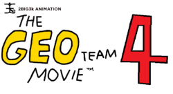 The Geo Team Movie 4 logo