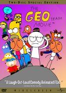The Geo Team Movie DVD