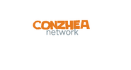 Conzhea-Network-Ident-Orange-Gray