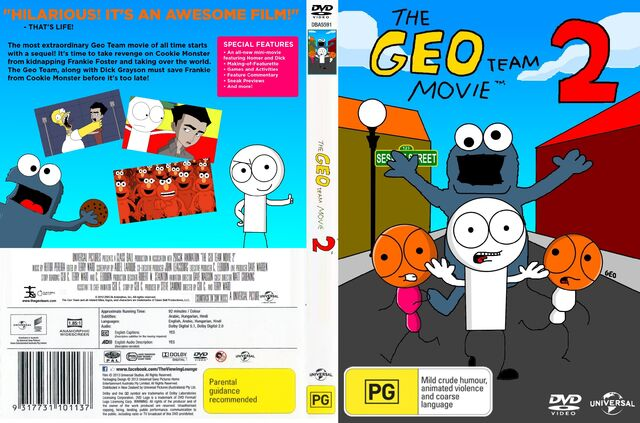 File:The Geo Team Movie 2 Australian DVD Front and Back.jpg