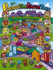 PaRappa Town