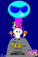 The Geo Team Movie VHS & DVD Advertisement (2001)