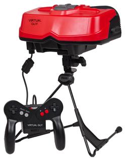 Virtual Guy platform console