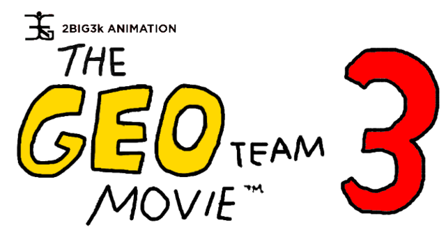 File:The Geo Team Movie 3 logo.png