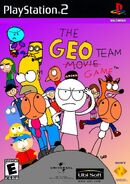 The Geo Team Game PS2 cover art