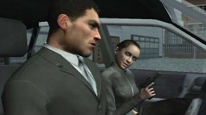 The Getaway - Mission 8 - A Touch Of Class (HD)