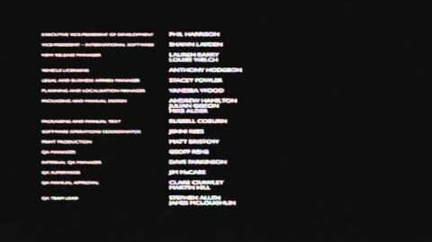 The Getaway Black Monday - Ending - Credits