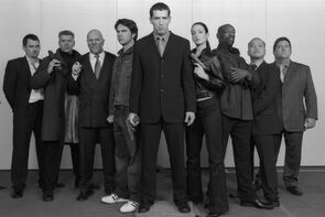 The Getaway Cast Photo