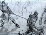 Trận chiến của những Quyền năng ( Phần 6 Chương II của Legendarium )