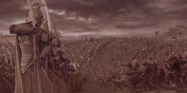 Last alliance battle