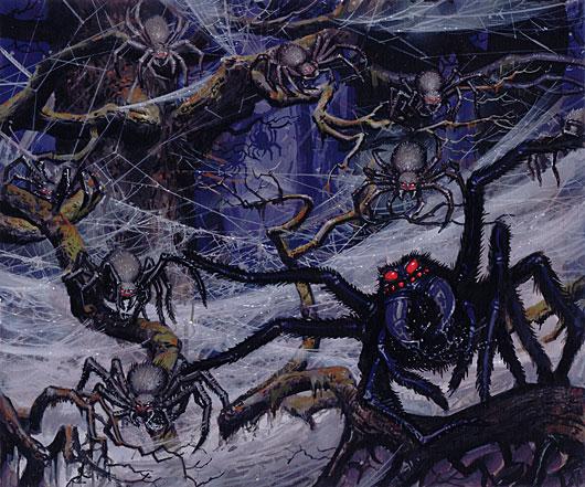 File:Ted Nasmith - The Spiders of Mirkwood.jpg